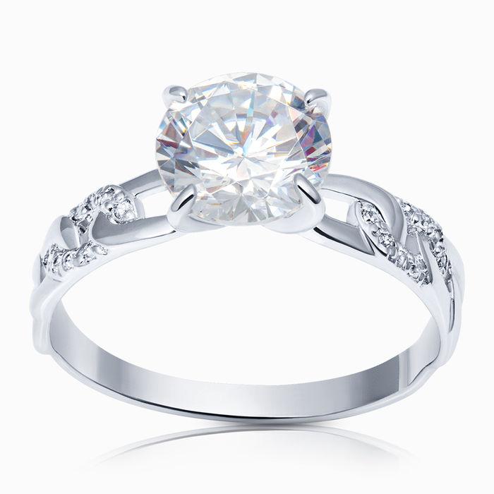 Серебряное кольцо Фианит арт. 41361 41361