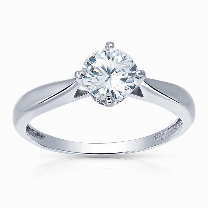 Серебряное кольцо Фианит арт. 43568 43568