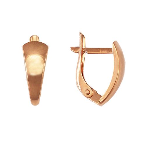 Золотые серьги арт. срг06-05 срг06-05
