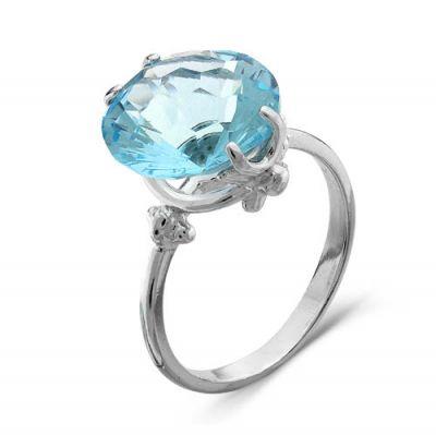 Серебряное кольцо Фианит арт. 2362205дз 2362205дз