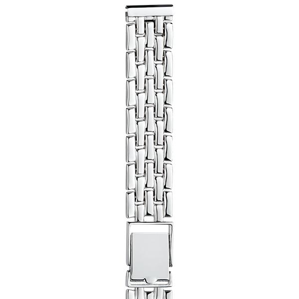 Женский браслет для часов из серебра размер присоединительного ушка 14 арт. 040220 040220