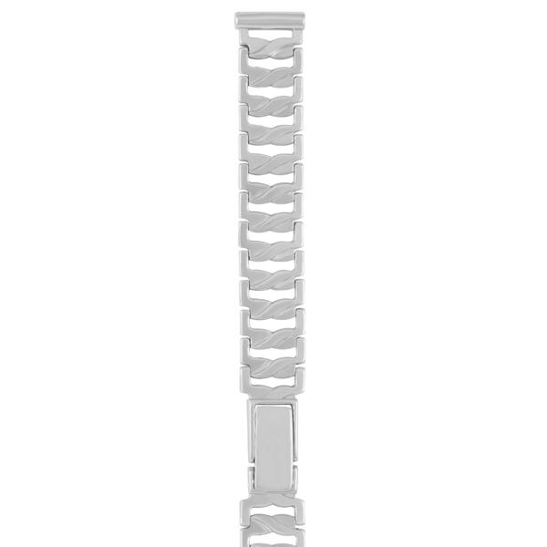 Женский браслет для часов из серебра размер присоединительного ушка 12 арт. 0302013 0302013