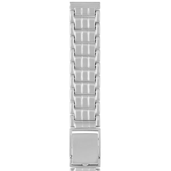Мужской браслет для часов из серебра размер присоединительного ушка 18 арт. 042014 042014