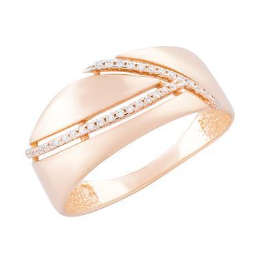 Золотое кольцо Фианит арт. 01-114538 01-114538