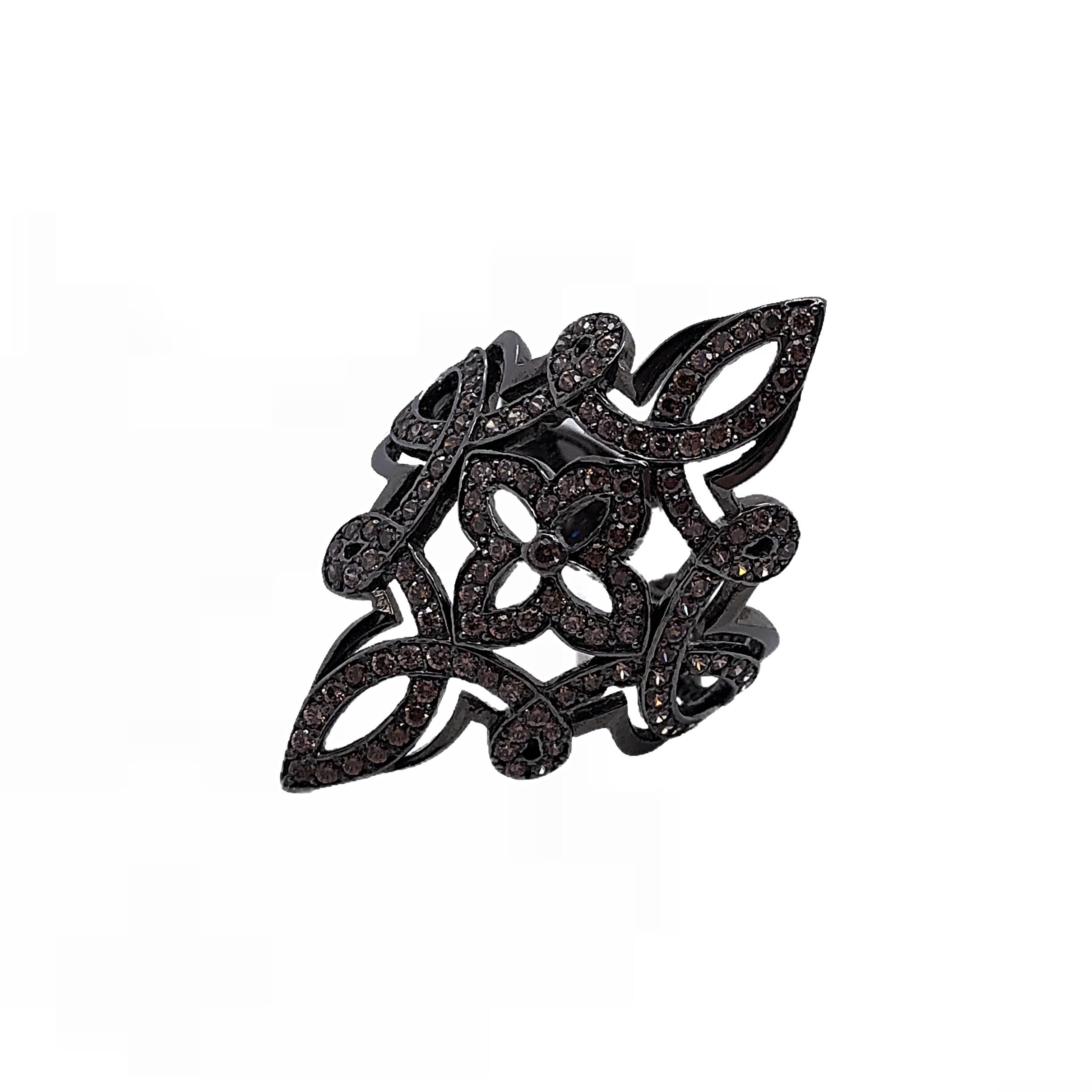 Кольцо из белого золота Фианит арт. к938 к938
