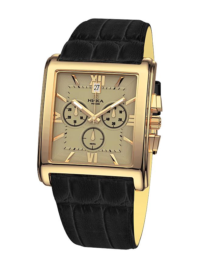 Мужские часы из лимонного золота арт. 1064.0.3.43 1064.0.3.43