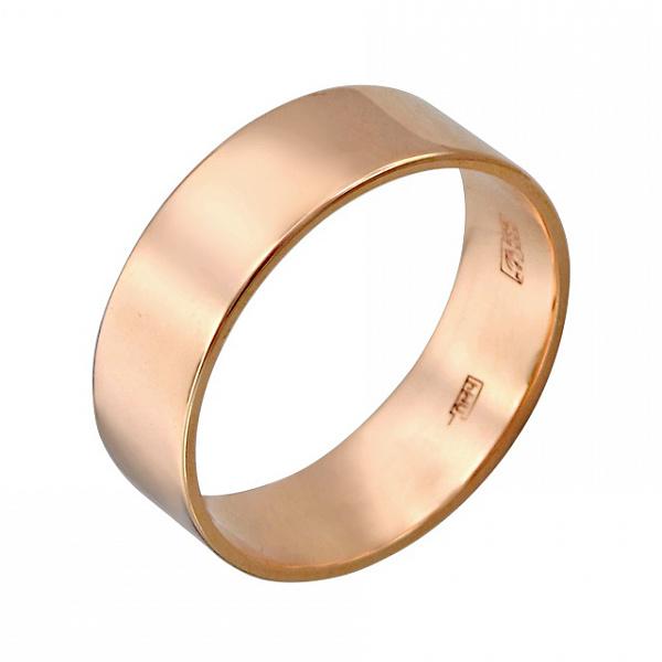 Обручальное кольцо из золота арт. 01о010261 01о010261