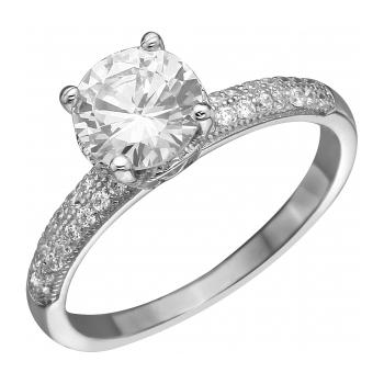 Серебряное кольцо Фианит арт. llr 288 llr 288