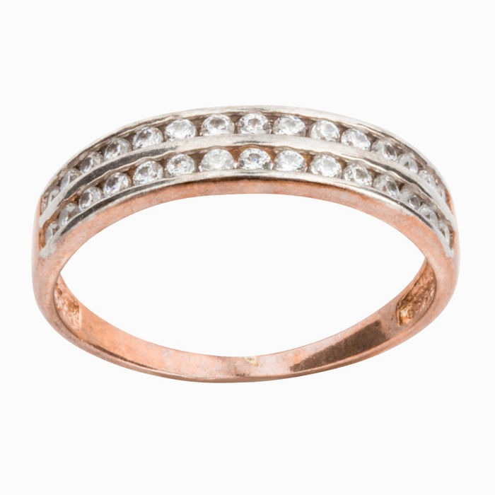 Серебряное кольцо Фианит арт. 42659 42659