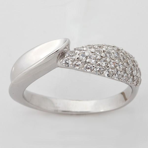 Серебряное кольцо Фианит арт. 14388-р 14388-р