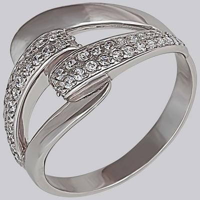 Серебряное кольцо Фианит арт. 14795-р 14795-р