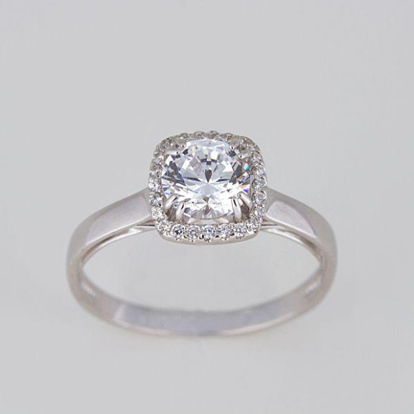 Серебряное кольцо Фианит арт. 14773-р 14773-р