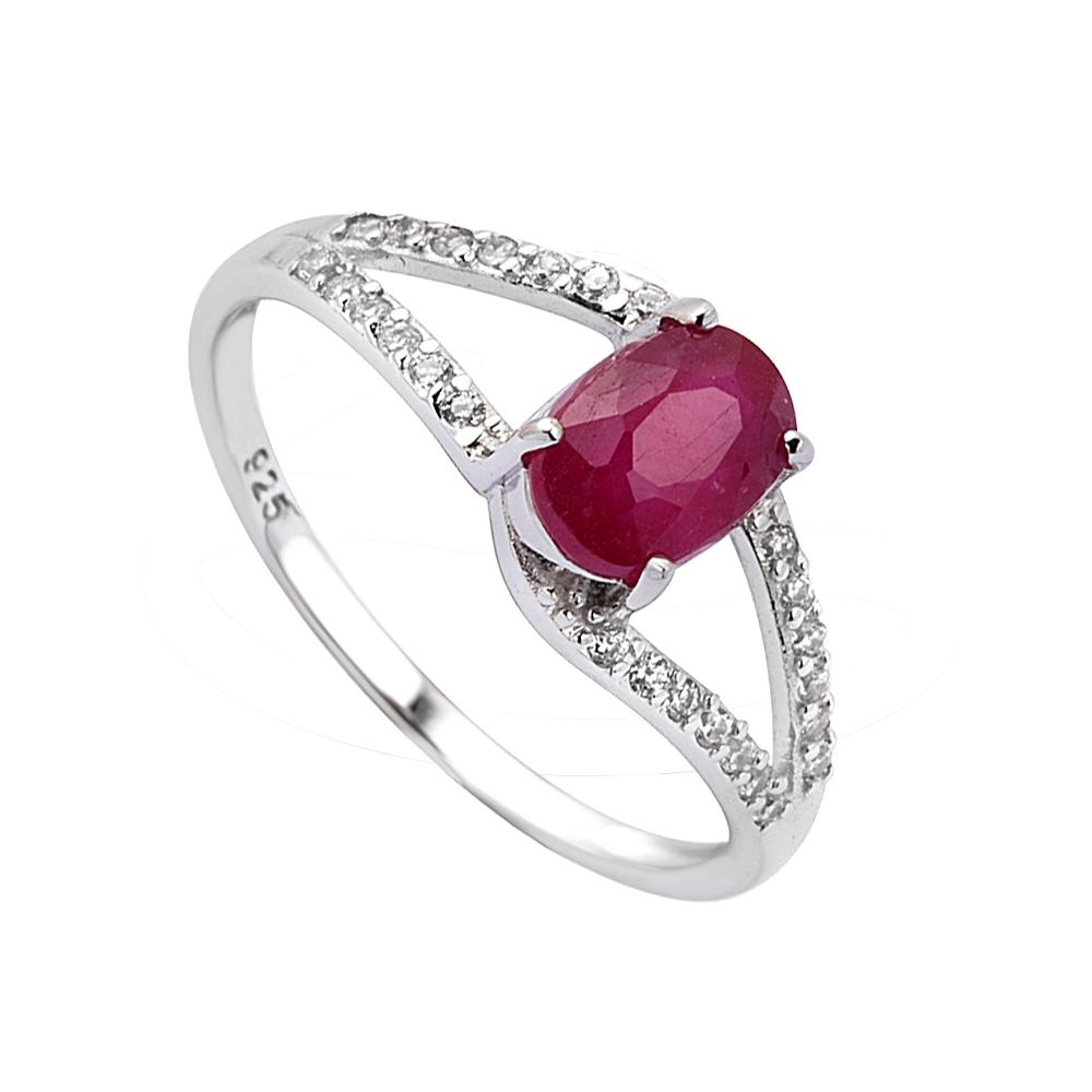 Серебряное кольцо Прочие и Фианит арт. 41100118 41100118