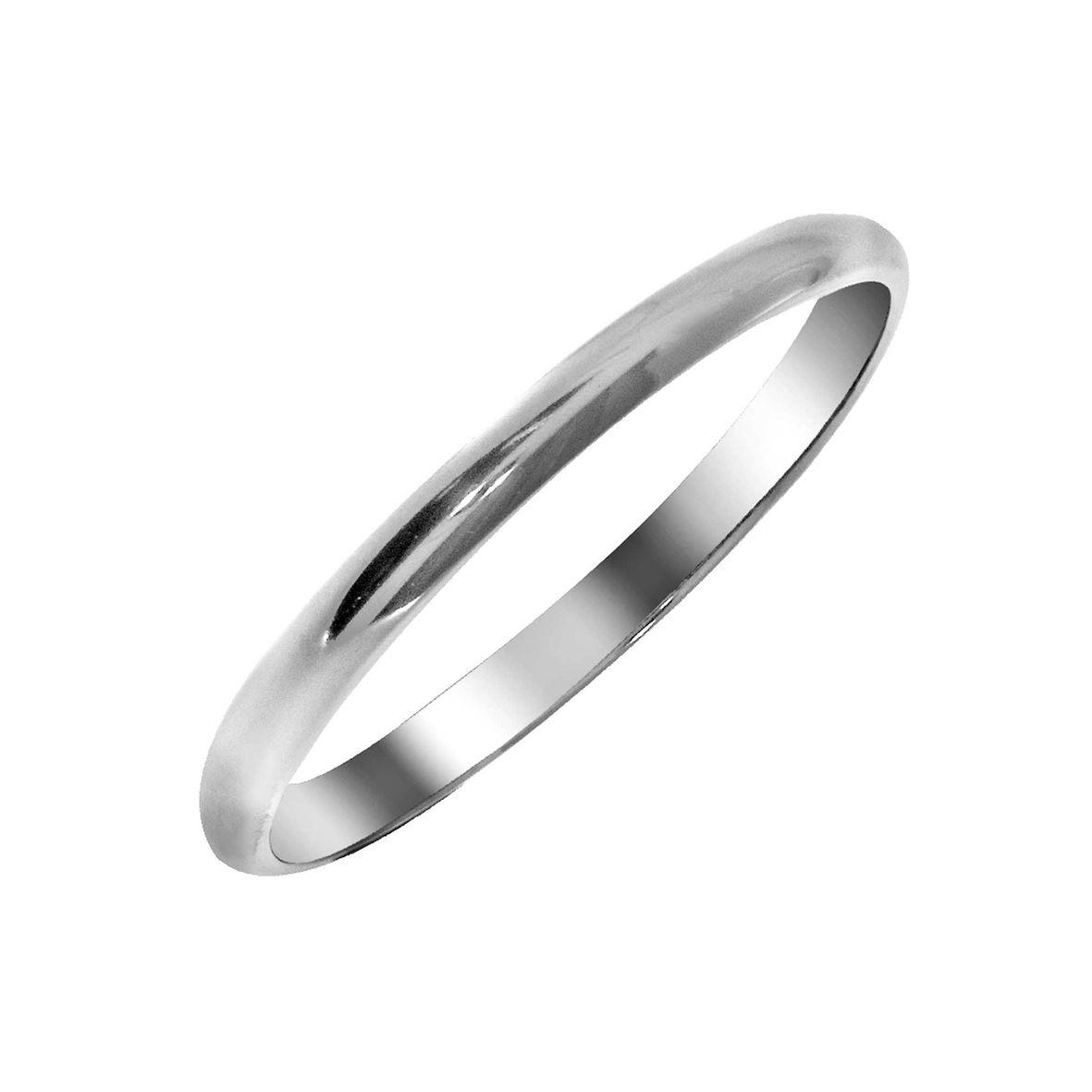 Обручальное кольцо из серебра арт. 3407008048 3407008048