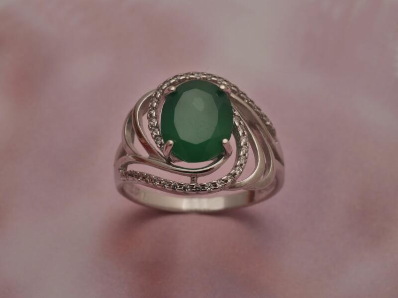 Серебряное кольцо 2714690/9