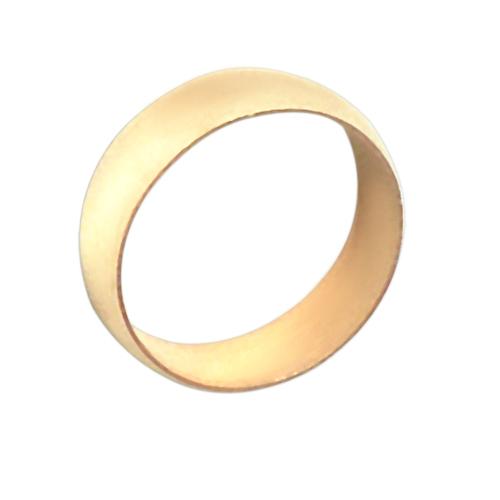 Обручальное кольцо из золота арт. 01о010378 01о010378