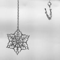 Ионизатор воды из серебра арт. а13 снежинка а13 снежинка