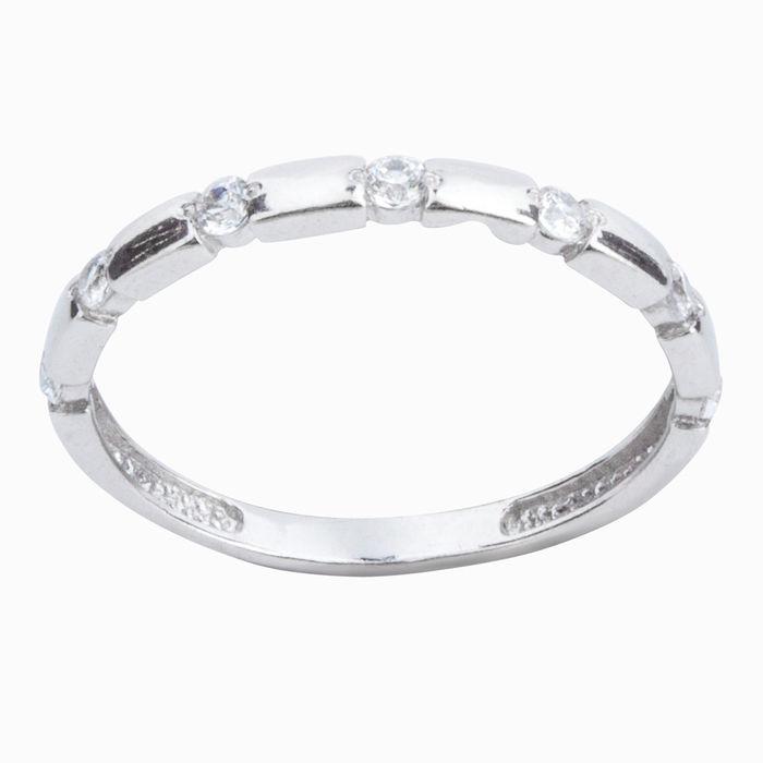Серебряное кольцо Фианит арт. 44818 44818
