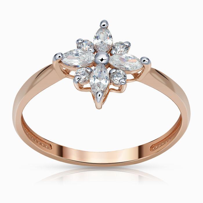 Серебряное кольцо Фианит арт. 44836 44836