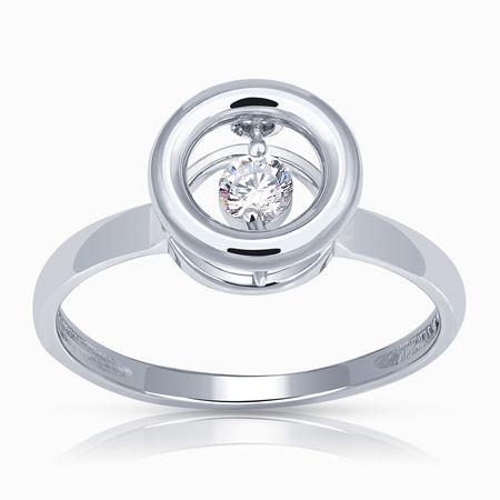 Серебряное кольцо Фианит арт. 43600 43600