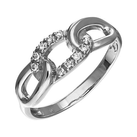 Золотое кольцо Сапфир арт. 1-01531 1-01531