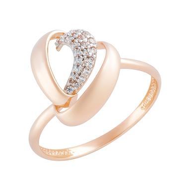 Золотое кольцо Фианит арт. 01-114588 01-114588