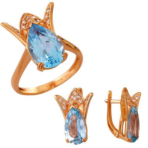 Серебряное кольцо Фианит арт. 4к-665-04 4к-665-04