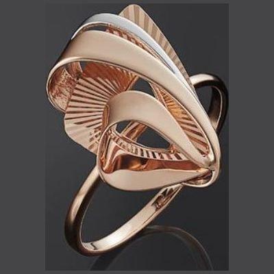 Золотое кольцо Без вставки арт. 01-4985-00-000111004 01-4985-00-000111004