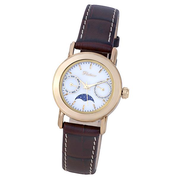 Женские часы из лимонного золота арт. 97760 97760