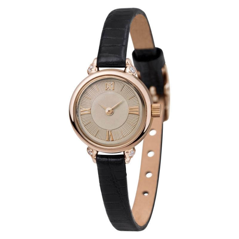 Женские часы из золота с фианитом арт. 0311.2.1.83в 0311.2.1.83в