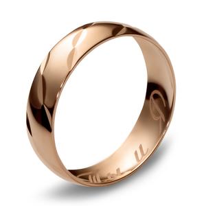 Обручальное кольцо из золота арт. 01о710173 01о710173