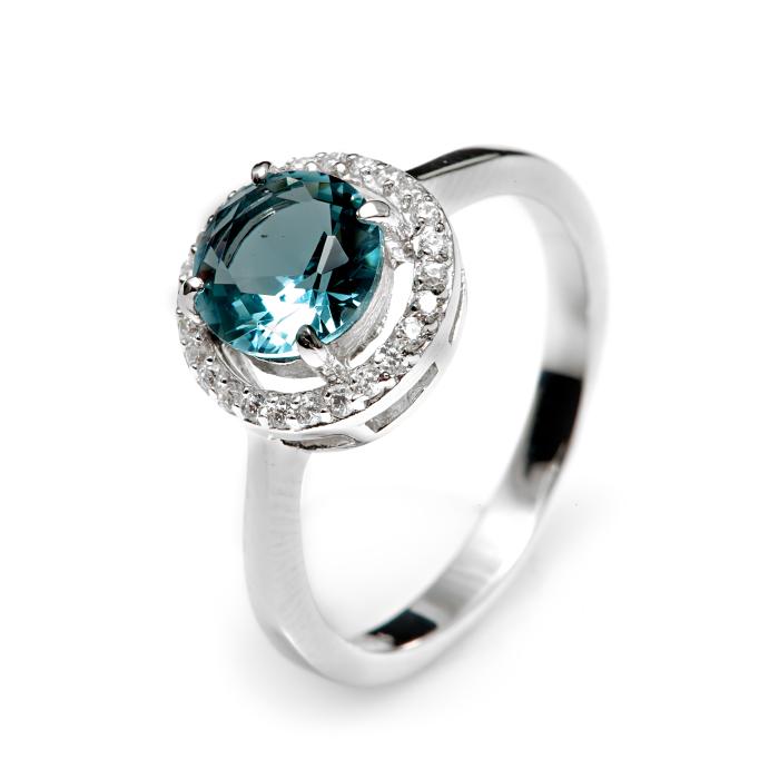 Серебряное кольцо Фианит арт. r907842 r907842