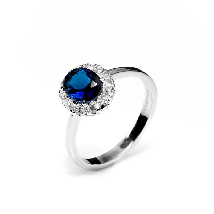 Серебряное кольцо Фианит арт. r906547 r906547