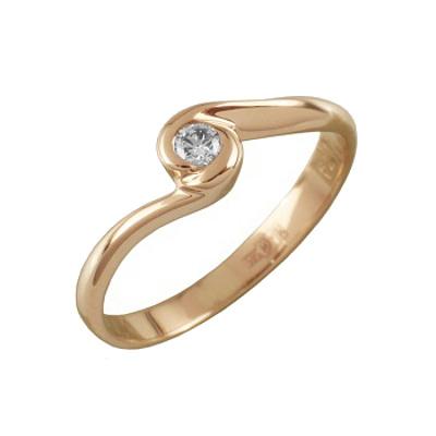 Золотое кольцо Бриллиант арт. 90701 90701