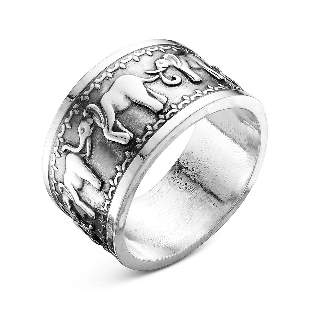 Серебряное кольцо Без вставки арт. 2308084 2308084