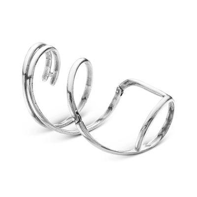 Серебряное кольцо Без вставки арт. 2308260 2308260