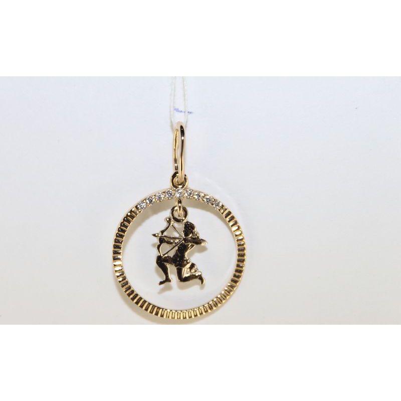 Золотой знак зодиака арт. 3100240 3100240