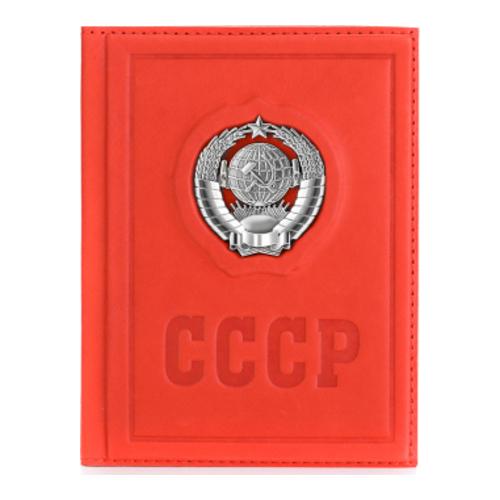Обложка для паспорта с серебром 925 пробы арт. Ностальгия Ностальгия