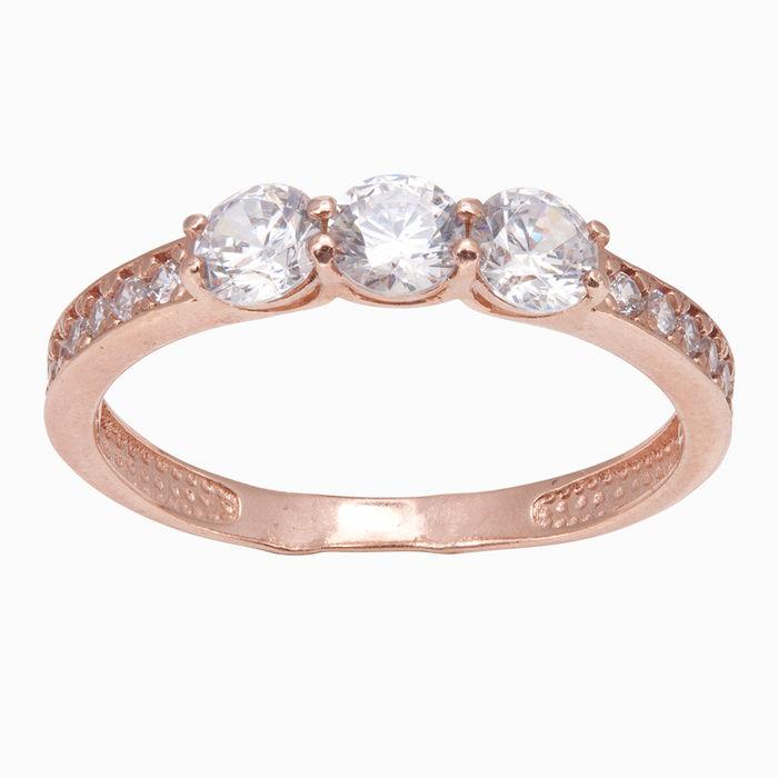 Серебряное кольцо Фианит арт. 43925 43925
