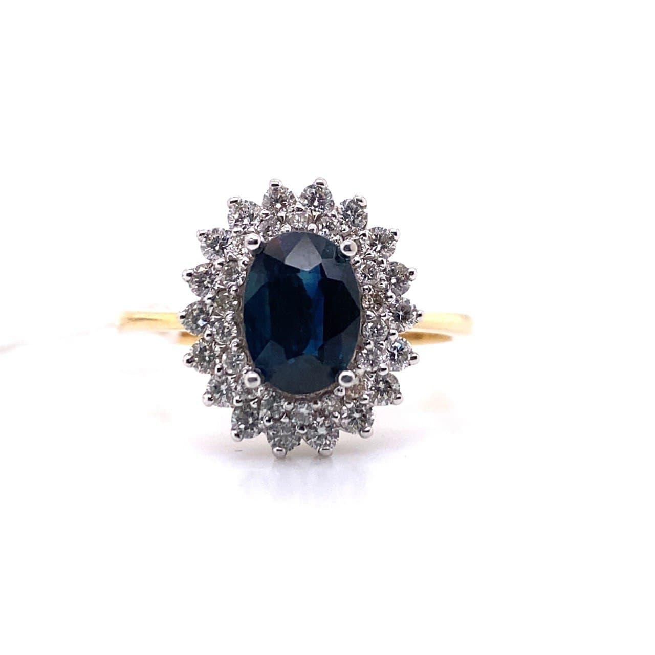 Золотое кольцо г7050