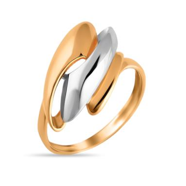 Золотое кольцо Без вставки арт. 01-104942 01-104942