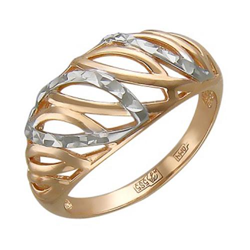 Золотое кольцо Без вставки арт. 01к716708 01к716708