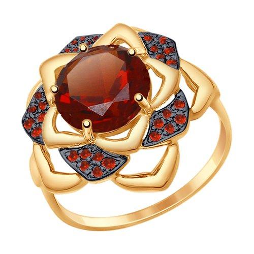 Золотое кольцо Прочие и Фианит арт. 714747 714747
