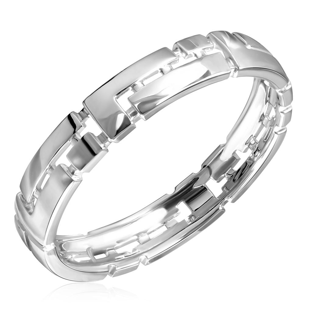 Обручальное кольцо из белого золота арт. 01к0210467 01к0210467