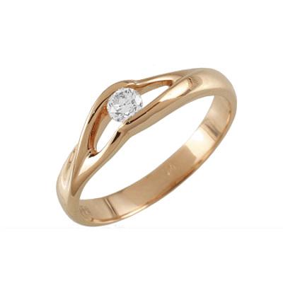 Золотое кольцо Бриллиант арт. 90810 90810