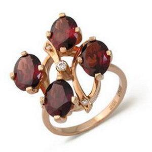 Серебряное кольцо Жемчуг и Фианит арт. 4к-728-04 4к-728-04