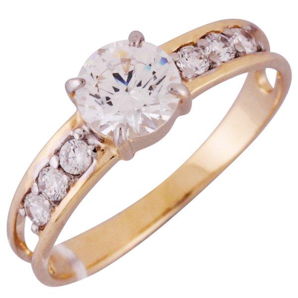 Серебряное кольцо Фианит арт. 1141499 1141499
