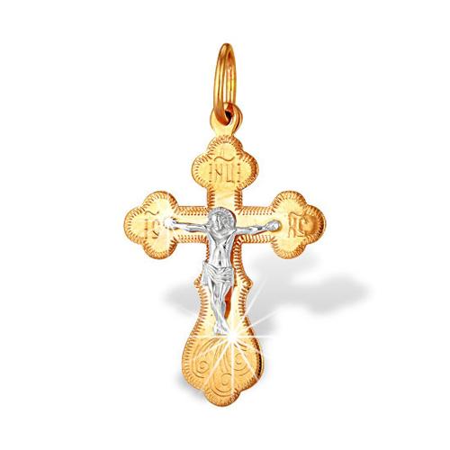 Золотой крест арт. п1802006 п1802006