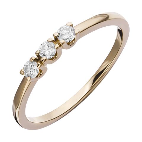 Золотое кольцо Бриллиант арт. 1-02199 1-02199