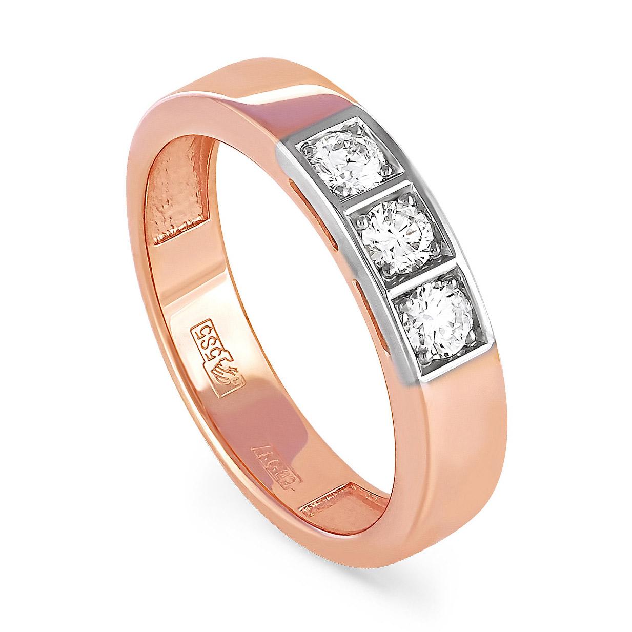 Золотое кольцо Бриллиант арт. 11-0895-1000 11-0895-1000